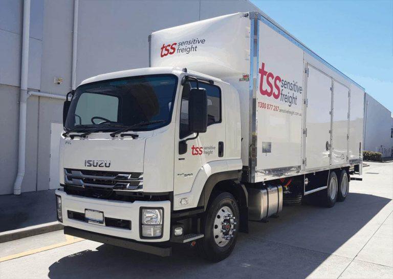 Sensitive Freight, Warehousing, & Logistics main image by Sensitivefreight.com.au